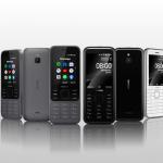 Nokia 6300 4G and Nokia 8000 4G_LineUp