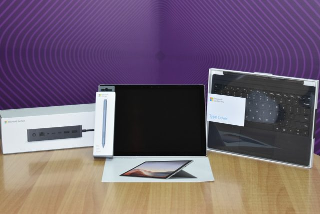 Surface Pro 7 42