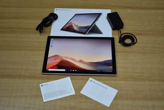 Surface Pro 7 9