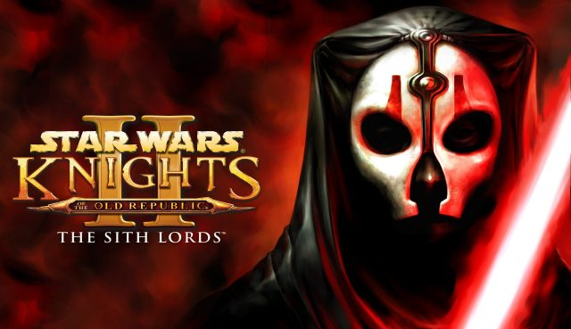 STAR WARS Knights of the Old Republic II – The Sith Lords scaled 1