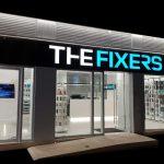 The Fixers Glyfada outside