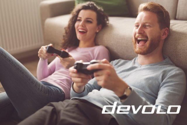 devolo gaming couple