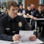 "THE ROOKIE - ""Pilot"" (ABC/Tony Rivetti) NATHAN FILLION"