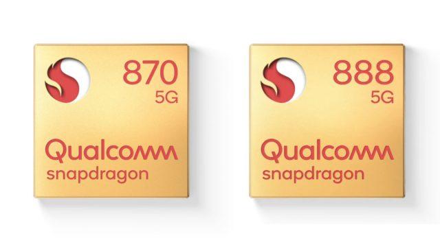 Qualcomm Snapdragon 870 vs Snapdragon 888 e1610970377572 1200x675 1