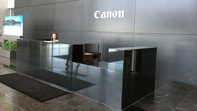 canon hq