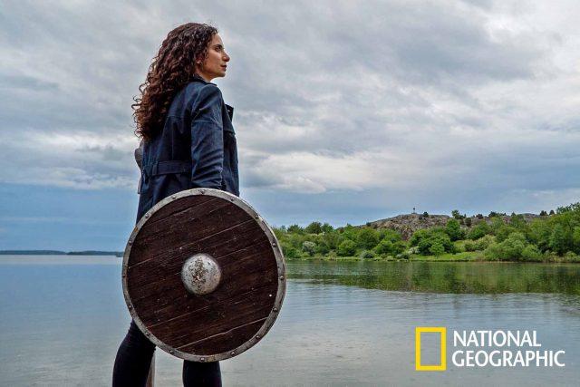 ng changemakers stunt premiere viking warrior women 12