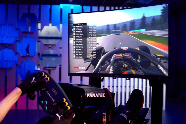 AOC Red Bull Racing Esports