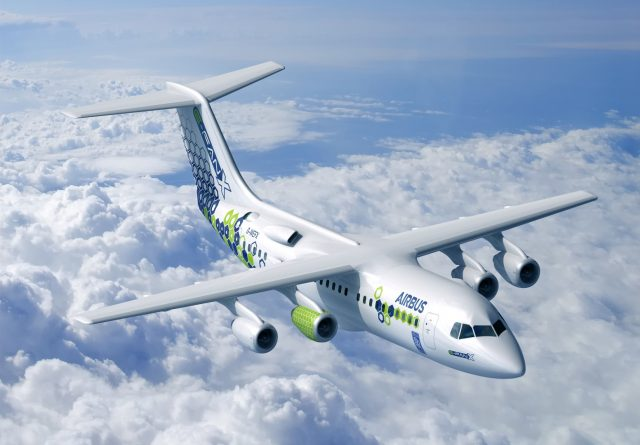 Airbus E Fan X