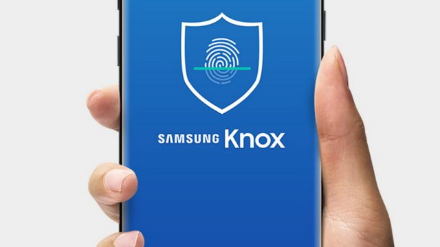 Samsung Knox 1b