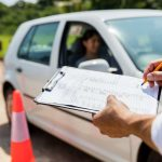 driver driving test
