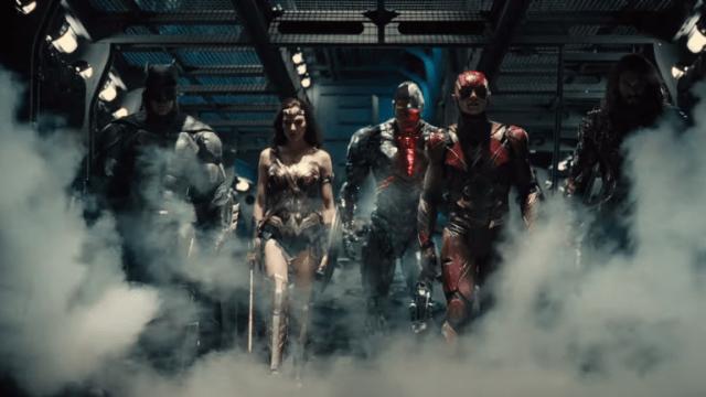justice league snyder cut trailer breakdown analysis team shot