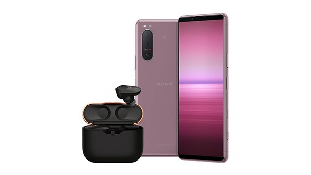 sony xperia pink