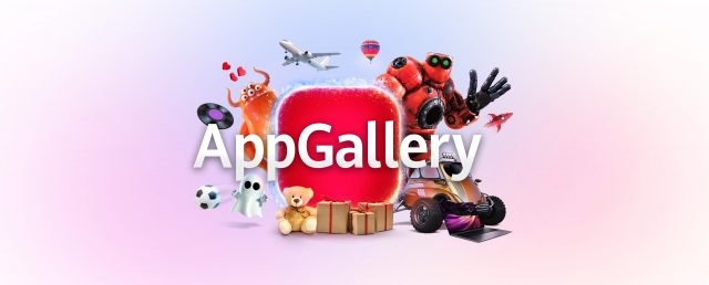 Key Visual AppGallery