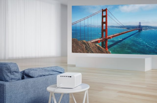 Mi Smart Projector 2 Pro 01