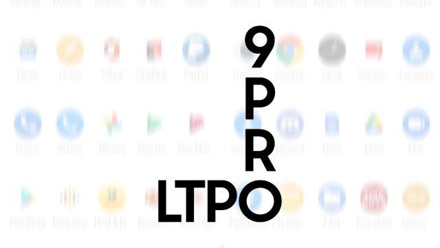 One Plus 9 Pro Screen