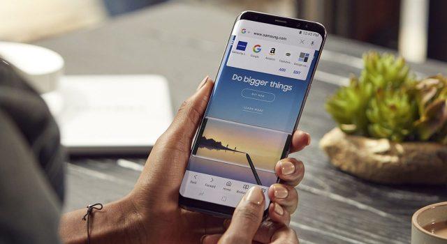 Samsung Internet browser e1615411309858