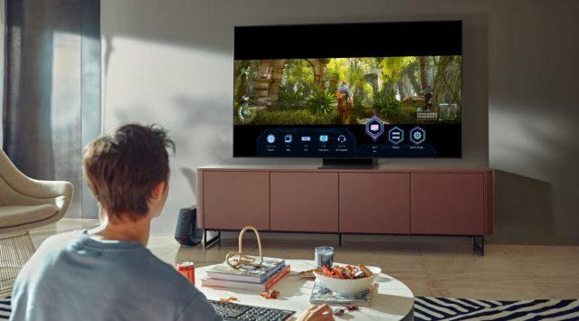 Samsung accessibility TVs ces2021