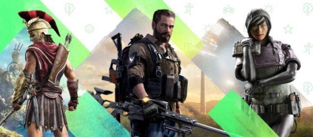 Spring Ubisoft 2