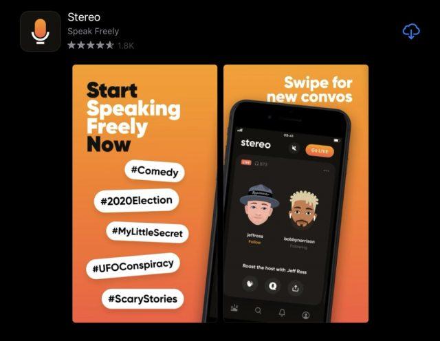 Stereo App 1