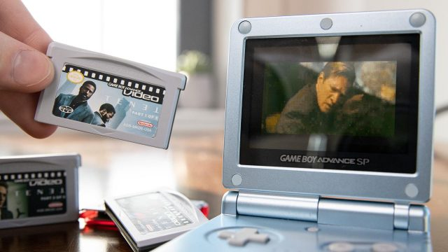 Tenet Game Boy Advance 1