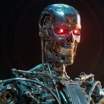 A Series T-800 Robot in Terminator Genisys.