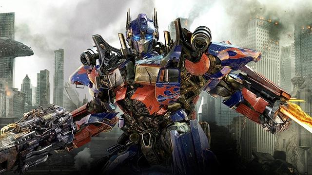 transformers movie new