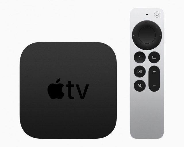 Apple 4K TV 2021