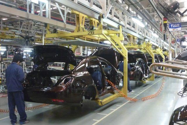 Car manufacturing plant 33