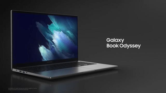 Galaxy Book Odyssey 1