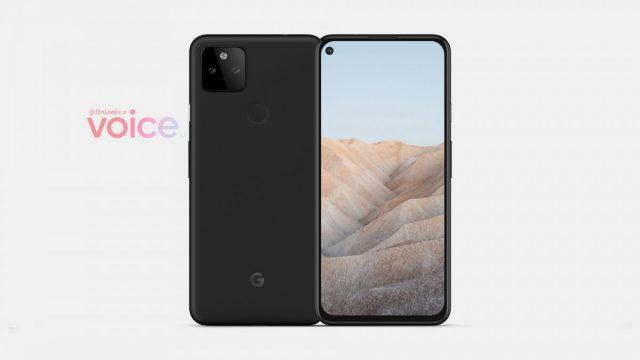 Google Pixel 5a 5G 2