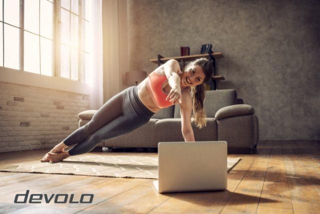Home Gym Woman 1 devolo