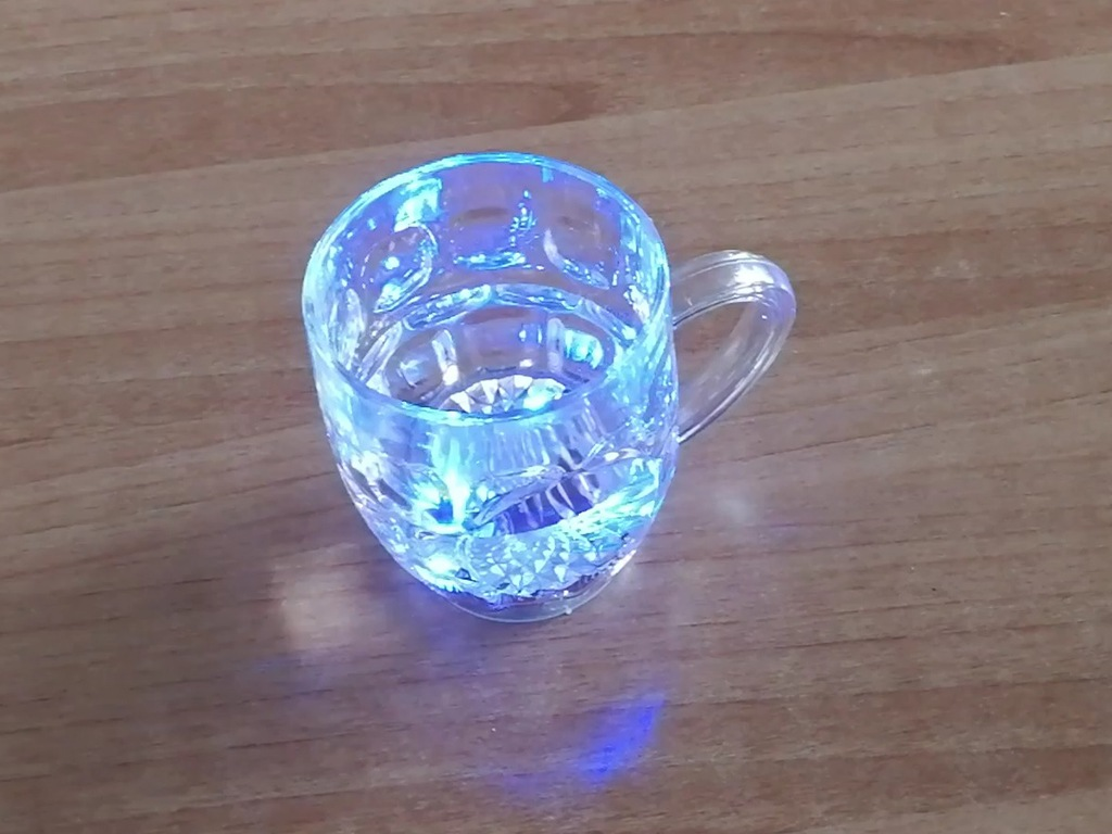LED cup 2