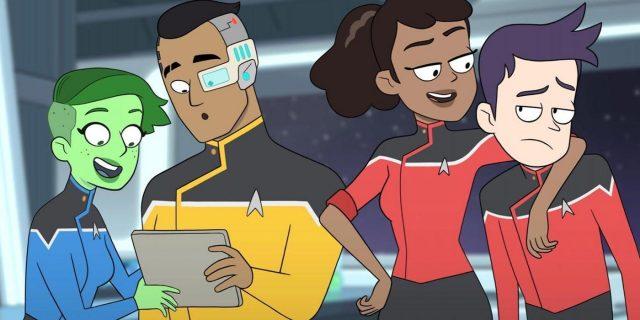 Star Trek Lower Decks 4