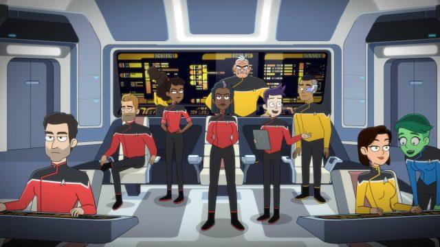 Star Trek Lower Decks 5
