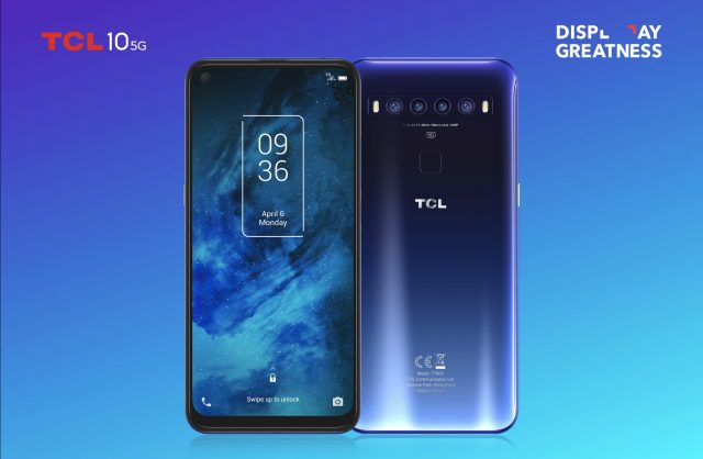 TCL 10 5G 11