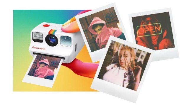 highxtar polaroid go instant camera 8