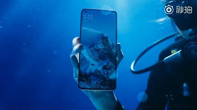 xiaomi underwater