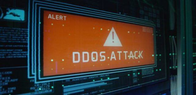 Ddos attack 1