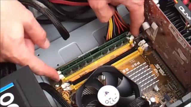 RAM Install PC 1