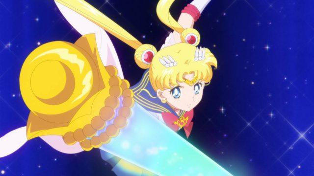 Sailor Moon the movie netflix 3