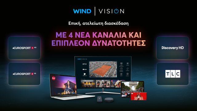 WIND VISION Key visual