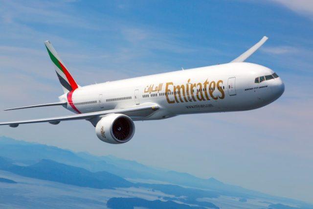 emirates New Larnaca Dubai Route