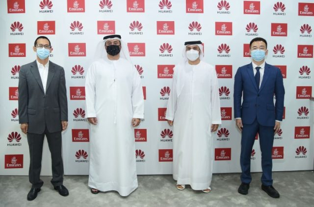 huawei Emirates