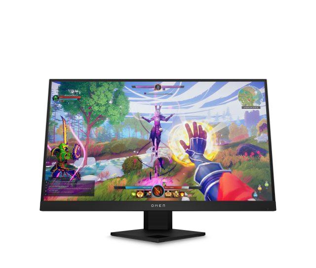 omen25i gaming monitor