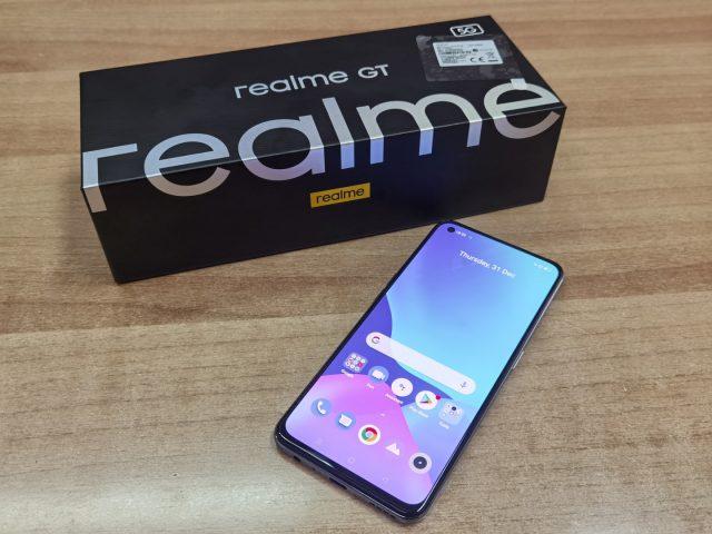Realme GT 43