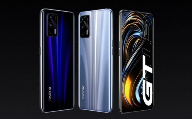 Realme GT 5G 3