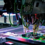 Automation,Machine,Equipment,For,Quality,Testing,Of,Printed,Circuit,Boards